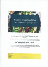 Social Club Newsletter