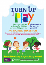 Turn up and Play Scheme August 2019